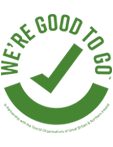 We Are Good To Go Logo